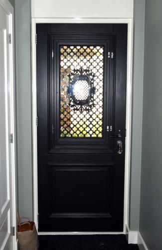 Voordeur-binnenkant